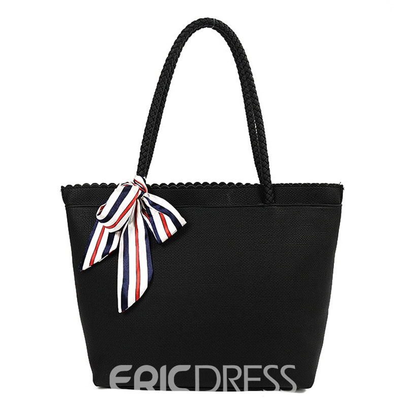 Ericdress Concise Big Capacity Women Shoulder Bag