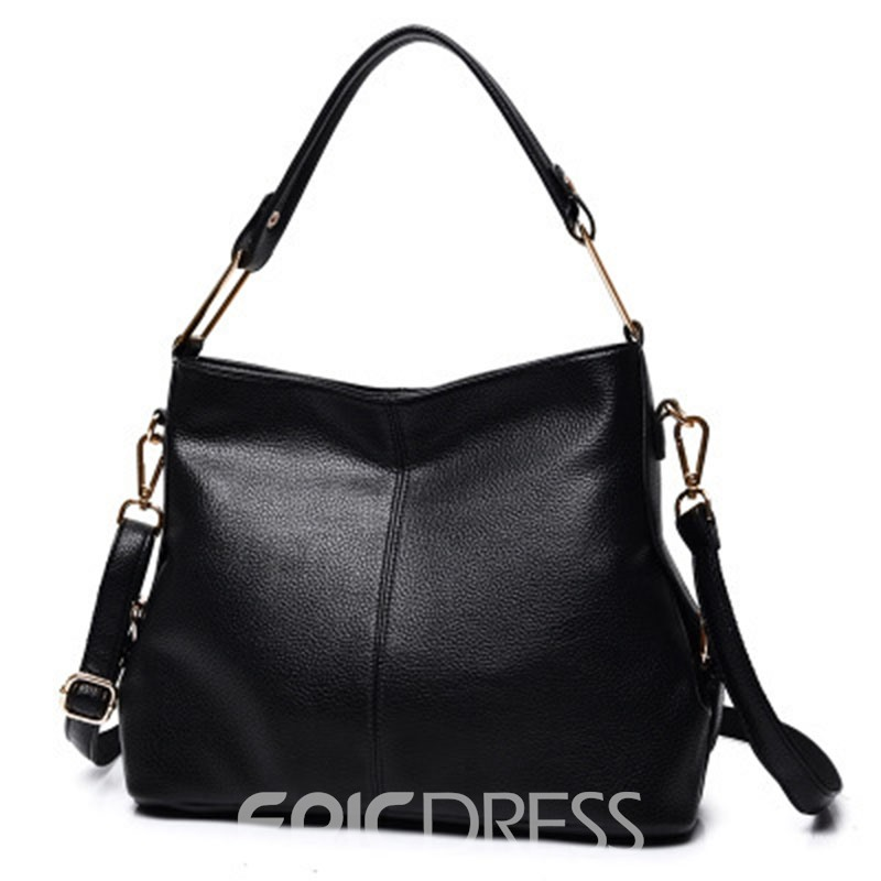 Ericdress Concise Big Capacity Women Handbag