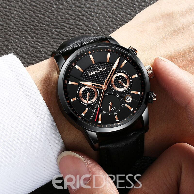 Ericdress Quartz Waterproof Men's Watch