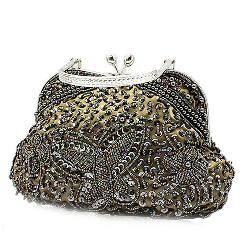 Ericdress Ethnic Style Butterfly Design Women Clutch
