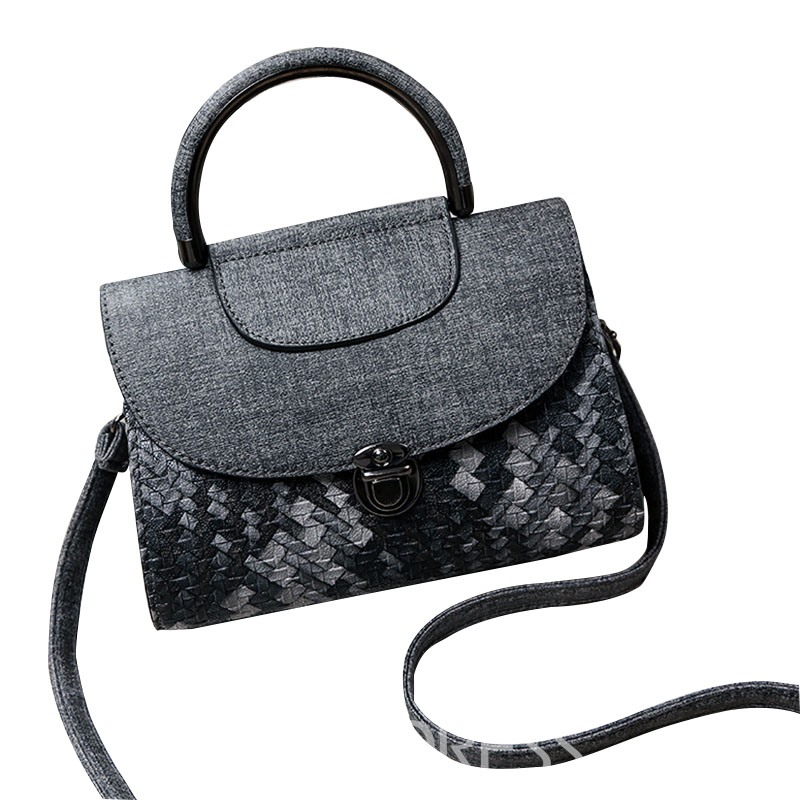 Ericdress Distinctive Woven Design Women Handbag