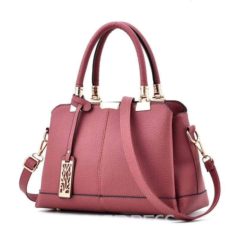 Ericdress Elegant Exquisite Metal Pendant Women Handbag
