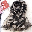 Ericdress Organza Floral Printed Women's Scarf