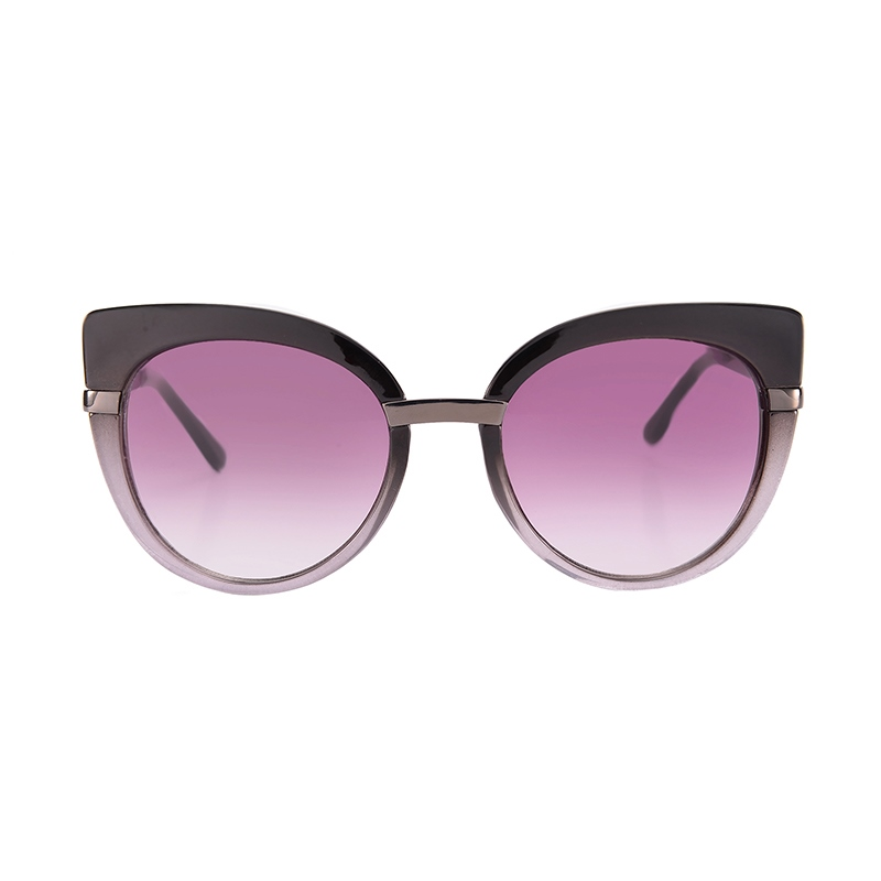Ericdress Fashion Purple Frame Womens Sunglass