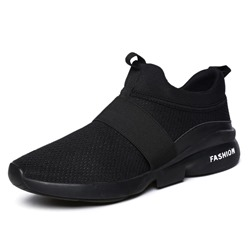 Ericdress Fashion Mesh Slip-On Mens Athletic Shoes