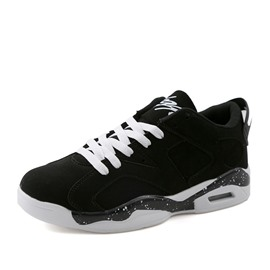 Ericdress Round Toe Patchwork Men's Athletic Shoes