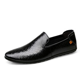 Ericdress Slip-On Round Toe Men's Oxfords