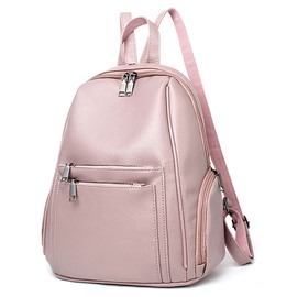 Ericdress all match litchi stria pu rucksack