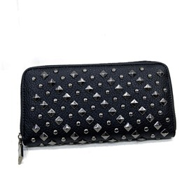 Ericdress Personality Rivets Adornment Wallet