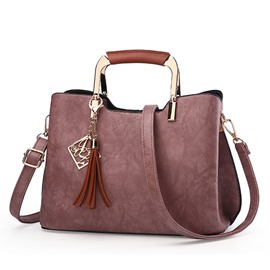 Ericdress Fashion Tassel Pendant Women Handbag