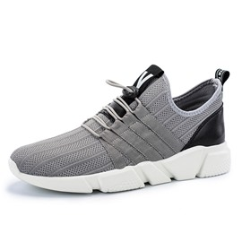 Ericdress Mesh Elastic Band Men's Athletic Shoes