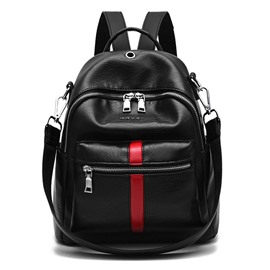 Ericdress Dual-Purpose PU Women Backpack