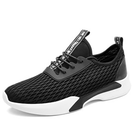 Ericdress Mesh Hollow Patchwork Low-Cut Men's Athletic Shoes