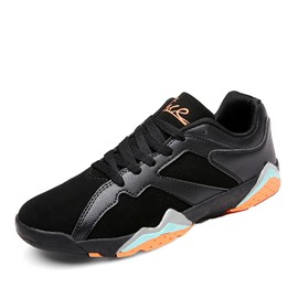 Ericdress Mesh Lace-Up Men's Athletic Shoes