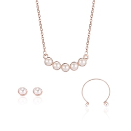 Ericdress Pearl Pendant Jewelry Set for Women