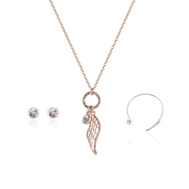 Ericdress Leaf Pendant Women's Jewelry Set