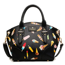 Ericdress Occident Style Fashionable Printing Handbag