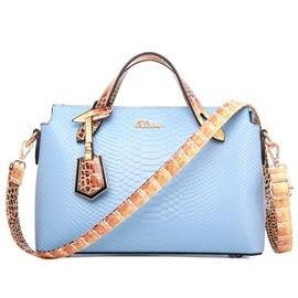 Ericdress Stylish Serpentine Embossing PU Women Handbag