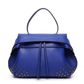 Ericdress Fashionable Rivets Adornment Women Handbag