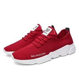 Ericdress Cloth Round Toe Plain Men's Athletic Shoes