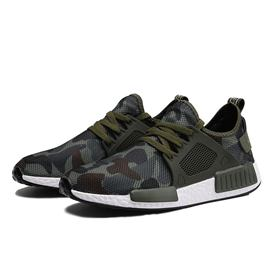 Ericdress Camouflage Patchwork Low-Cut Men's Sneakers