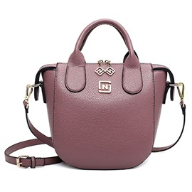 Ericdress Fashion Solid Color PU Women Handbag