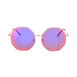 Ericdress Cute Frame Design Rose Sunglass for Women