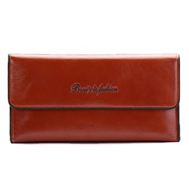 Long Type Multi Card Women Wallet