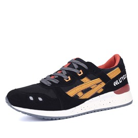 Ericdress Color Block Low-Cut Men's Athletic Shoes