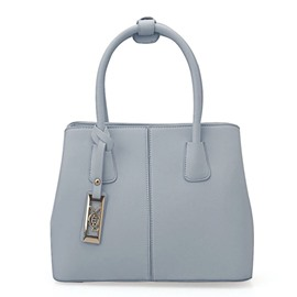 Ericdress Ladylike Litchi Stria Solid Color Women Handbag