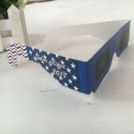 Ericdress Paper Frame Solar Eclipse Glass