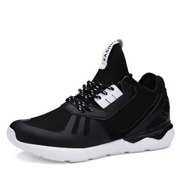 Ericdress Cotton Lace-Up Men's Athletic Shoes