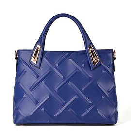 Ericdress Classical Diamond Lattice Pattern Handbag