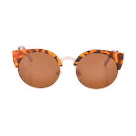 Ericdress Cool Round Frame Sunglass Two Colors Available