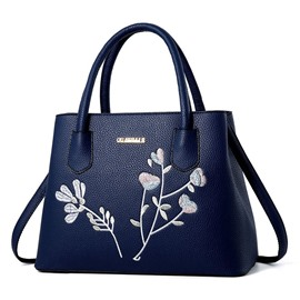 Ericdress Retro Embroidery Pattern Women Handbag
