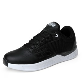 Ericdress Cozy Lace-Up Low-Cut Men's Athletic Shoes