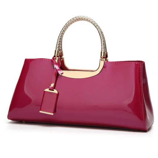 Ericdress Noble Glossy PU Evening Clutch