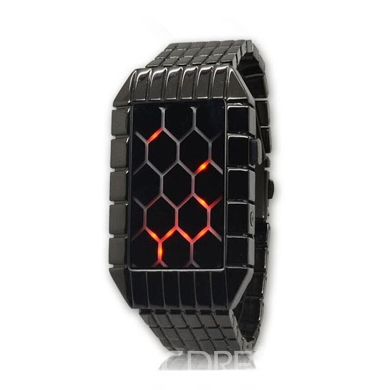Eridress Unique Design LED Men's Watch