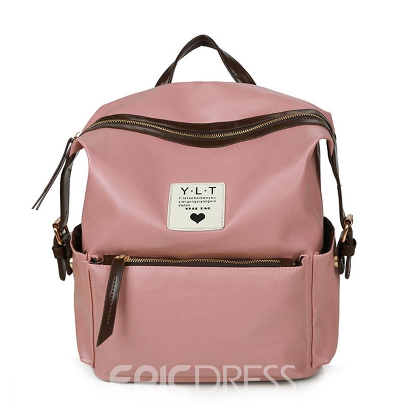 Ericdress All Match Personality Pendant Women Backpack