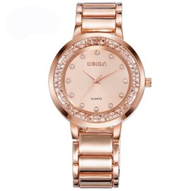 Ericdress Fashion Diamante Watch for Women