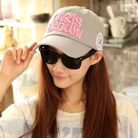Ericdress All Match Trendy Casual Peaked Cap for Women