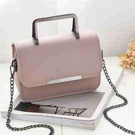 Ericdress Fashion Candy Color Crossbody Bag