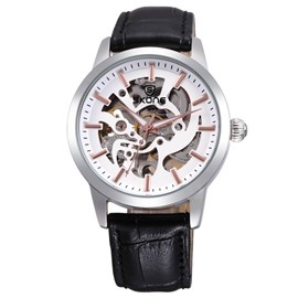 Ericdress Personality Mechanical Watch for Men