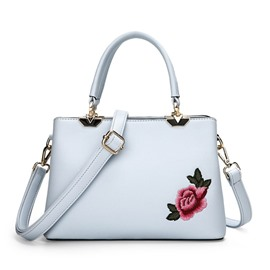 Ericdress National Style Embroidery Handbag