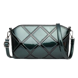 Ericdress Vintage Rhombus Design Women Crossbody Bag