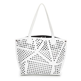 Ericdress Casual Hollow-Out PU Tote Bag