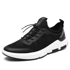 Ericdress Fashionable Mesh Lace-Up Men's Athletic Shoes