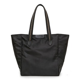 Ericdress Big Capacity Zipper Adornment Tote Bag