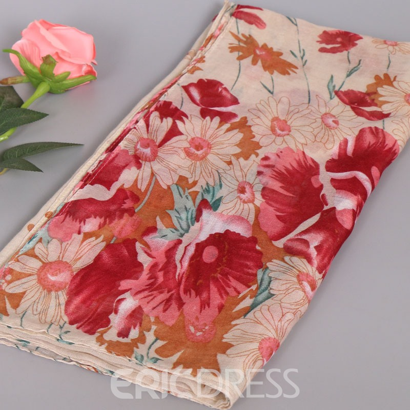 Ericdress National Style Voile Women's Scarf