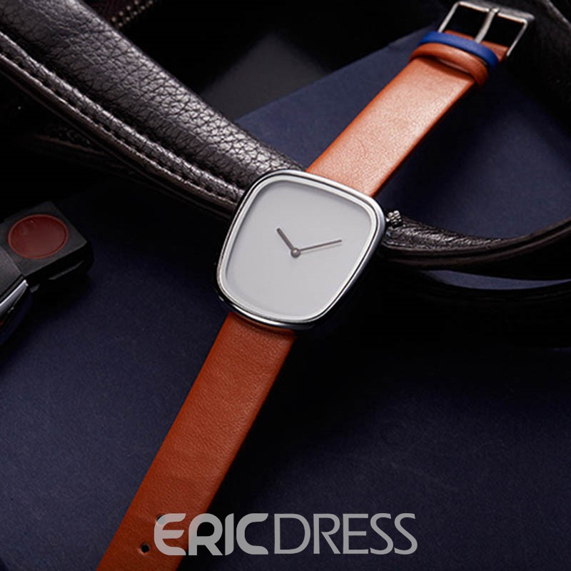 Ericdress JYY Concise All Match Waterproof Men's Watch